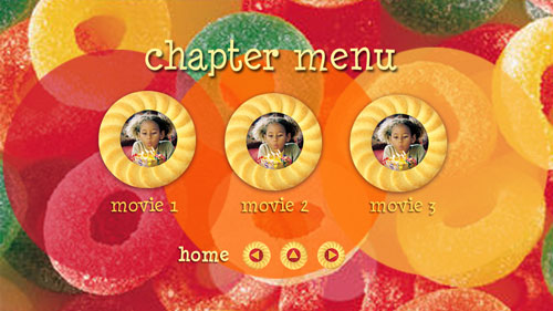 MyDVD Custom Chapter