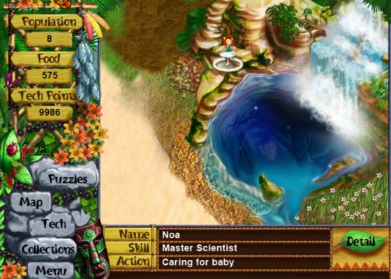 Virtual Villagers 2 screenshot